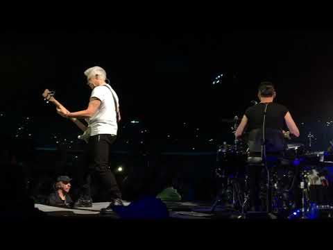 U2 - The Joshua Tree Tour 2017 (São Paulo - 22/10/2017)