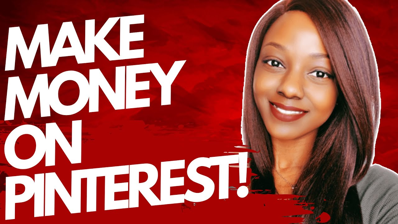 How to Make Money on Pinterest Without Blogging    100 Per Day for FREE