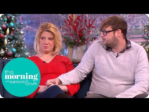 I'm Carrying Our Sick Unborn Baby to Term So She Can Be an Organ Donor | This Morning