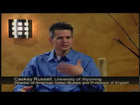 Collision of Tlingit and European Culture: A Wyoming Signatures Interview with Caskey Russell