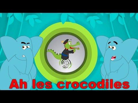 Ah les crocodiles | Comptines et chansons pour enfants