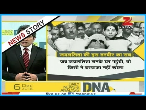 DNA: Analysing the depth of relation between Jayalalithaa and MGR