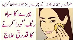 Desi Totkay In Urdu- Get Instant Fairness with Potato