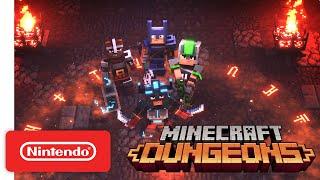 Minecraft Dungeons: Cross-Platform Play - Nintendo Switch