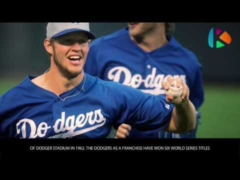 Los Angeles Dodgers - Major League Baseball - Wiki Videos by Kinedio