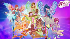 Winx Club: all of the transformations up to Onyrix (in images) HD.