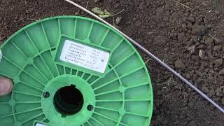 затеняющая сетка для огорода. 2 часть
