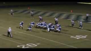 #12 Deon Christian QB Albemarle Bulldogs, Albemarle N.C.