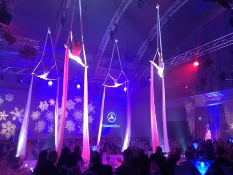 Dream Aerialists - Mike Russ Entertainments UK
