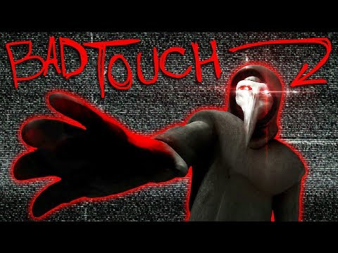 BAD TOUCH! BAD TOUCH!  SCP Containment Breach #58