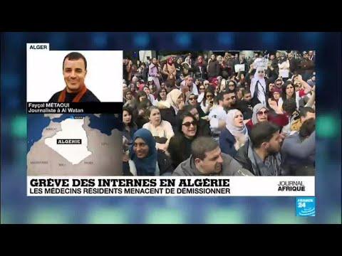 Grève des internes en Algérie :les médecins résidents menacent de démissionner