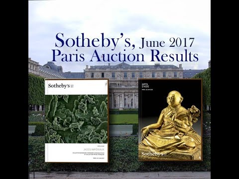 Sothebys Auction Results >> Sotheby S Auction Results Chinese And Asian Art June 2017 Porcelain Jade Bronzes