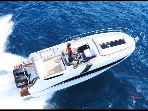Beneteau Flyer 8.8 Sundeck [Test in acqua]