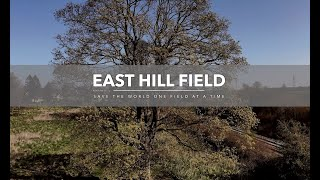 East Hill Field - Save the world one field at a time