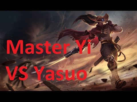master yi vs yasuo - photo #26