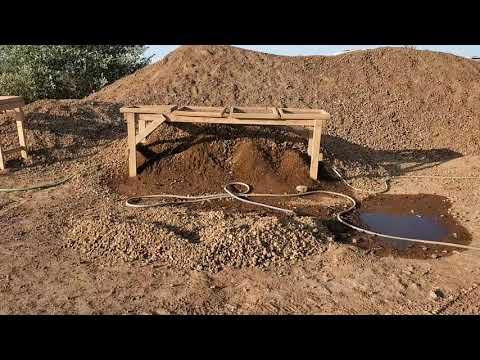 Digging With Dan - Spectrum Oregon Sunstone Mine In Plush, OR