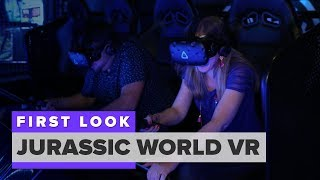 The Jurassic World VR Expedition is worth the five bucks