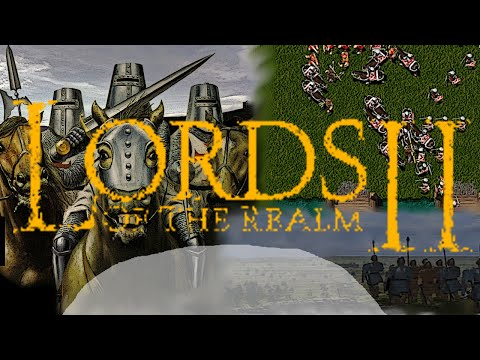 Lords of The Realm II Full Soundtrack (HD Tracks)