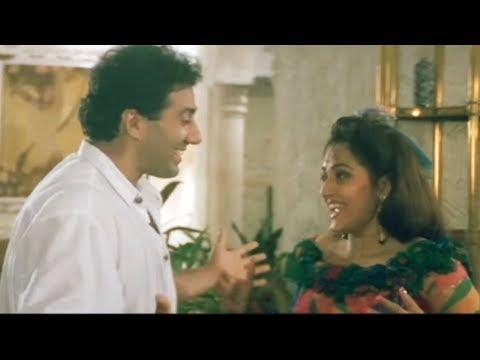 Sunny Deol, Jayaprada, Veerta Romantic Scene - 16/21