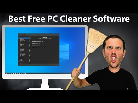 Best PC Cleaner Software For FREE (2020)