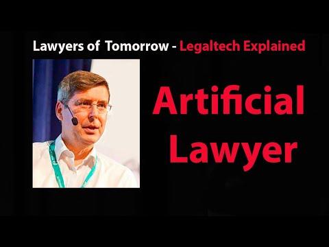 Artificial Lawyer 2018: Richard Tromans - AI strategy & implementation