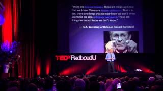 Looking Back, Looking Forward: Robbert Dijkgraaf at TEDxRadboudU 2013
