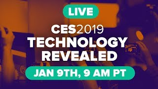CES 2019 Day 2 live coverage