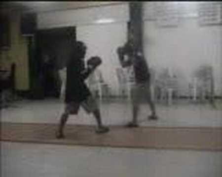 chris soriano 's boxing (philippines) 2006