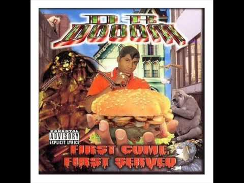 Dr. Dooom (Kool Keith) - First Come, First Served - No Chorus