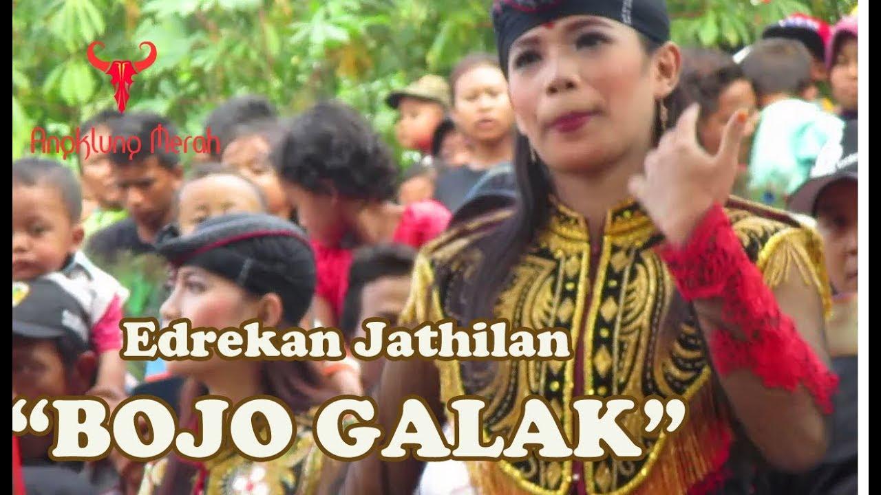 Bojo Galak: Edrekan Jathilan Cantik Reog