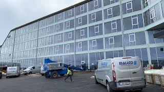 Remote site inspection at Hilton Garden Inn Faroe Islands