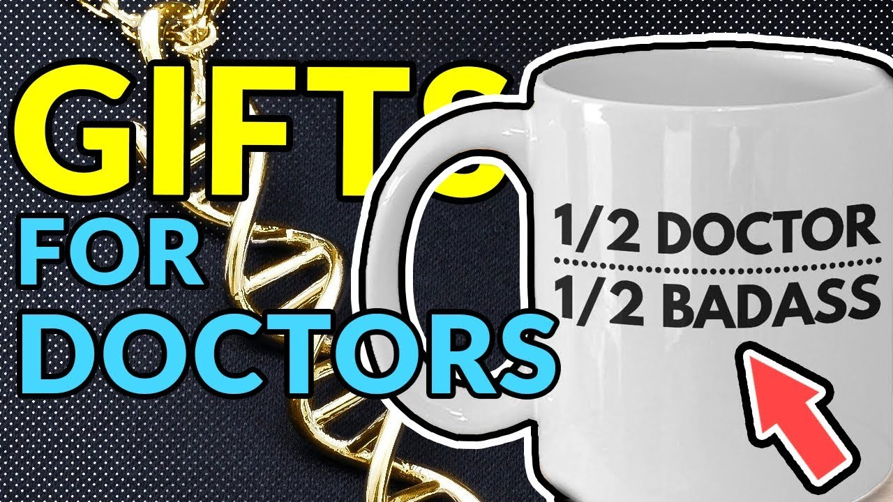 31 GREATEST Gifts For Doctors Doctor Gift Ideas