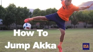 How To Do a Jump Akka