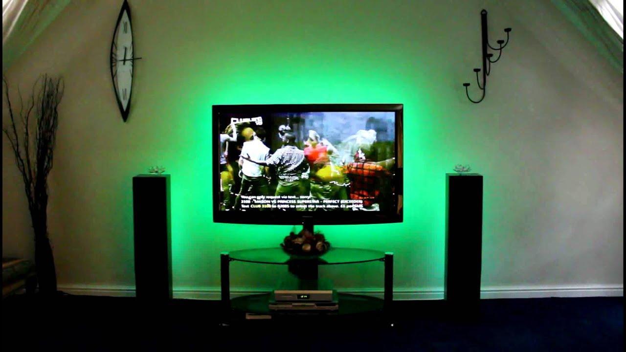 Home Cinema Lighting Mood Lighting Kits Tv Backlighting