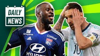 Messi verpasst Copa-America Finale! Transfer News: Rekord für Spurs! Kohr zu Frankfurt?