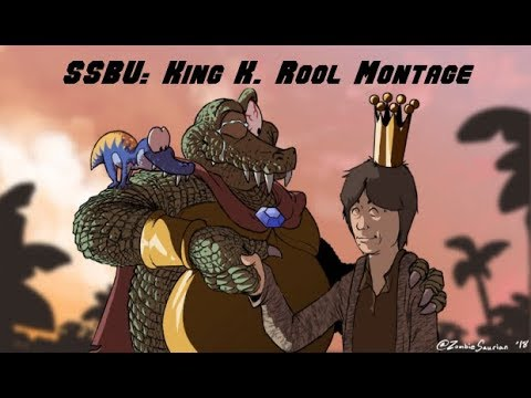 Finest Hour - A King K. Rool Montage (Super Smash Bros. Ultimate)