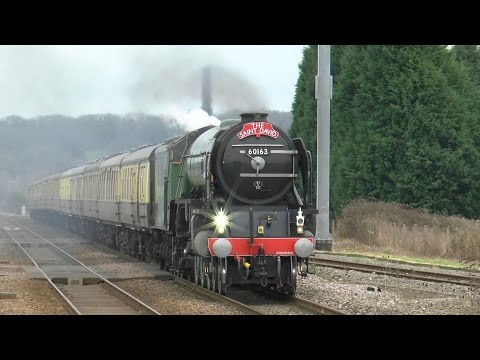 60163 Tornado , The Saint David , 1st March 2017