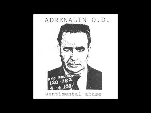 Adrenalin O. D.  - Sock Woman