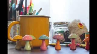 Mushroom in your room, too