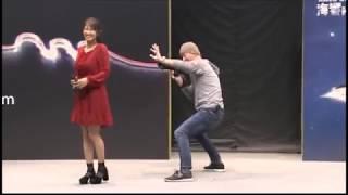海パンカメラマンで有名な野澤亘伸さんとグラビアアイドル菜乃花さんのトークステージです!! チャンネル登録もお願いしますm(__)m.