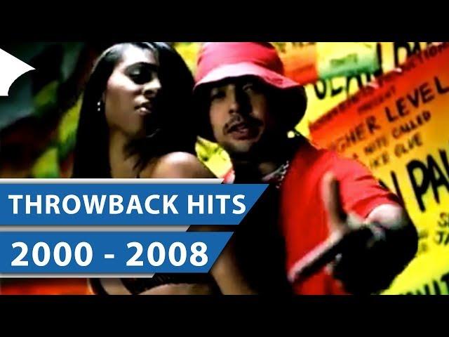 THROWBACK SONGS (NOVEMBER 2000 - 2008) - Sean Paul, Phil Collins, Flo Rida