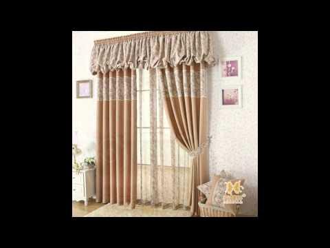 Simple Vintage style curtains