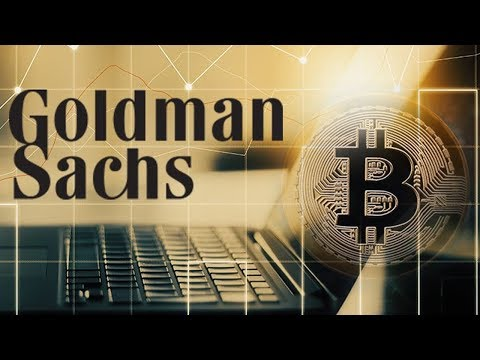 Goldman Sachs - The Bank That Runs Crypto Soon? (Custody, Ex
