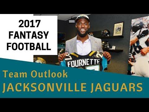 Jacksonville Jaguars - 2017 Fantasy Football Team Outlook