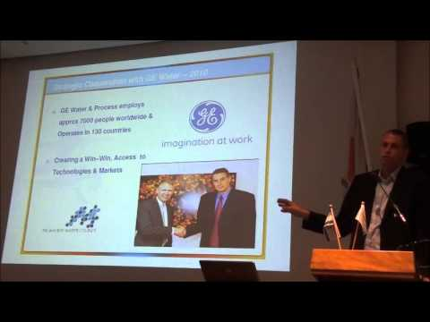 Israeli water and environmental technologies: Combining innovation with enterpreneurship