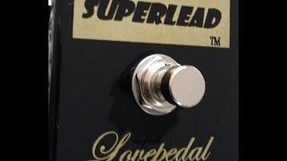 Lovepedal Superlead Demo Hq Audio