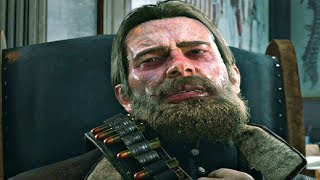 Red Dead Redemption 2 - Arthur Diagnosed With Disease
