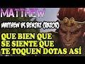 'NUEVA BUILD MK'   MATTHEW  REVIENTA A BENJAZ 31 - 10   DOTA 2 COSAS