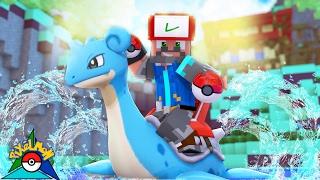 LAPRAS + EXP SHARE!!!! [#11] | Minecraft: Pokémon Trinity [Pixelmon]