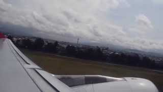Avianca Airbus A330-243  Take Off , Flight and Landing BOG-MIA / BOGOTA EL DORADO-MIAMI INT AIRPORT